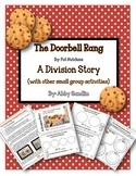 The Doorbell Rang: A Division Story Activity Book {3.OA.2}