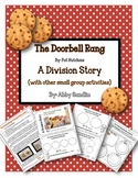The Doorbell Rang: A Division Story Activity Book {3.OA.2}