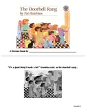 The Doorbell Rang; An Introduction to Division Activity Booklet
