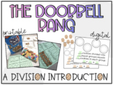 The Doorbell Rang: Division Activity Page