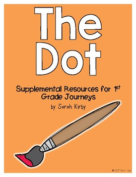 The Dot - 1st Grade Journeys Supplemental Resources