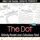 The Dot by Peter Reynolds Activity Packet