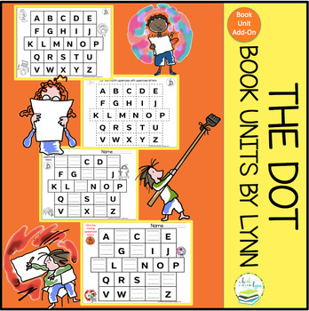 The Dot Add-On Book Unit Alphabet
