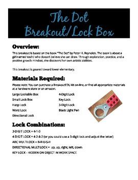 The Dot - Breakout/Lock Box