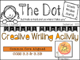 Growth Mindset - The Dot: Creative 'Perspective' Writing Activity