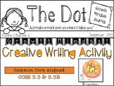 The Dot: Newspaper Creative Writing Activity