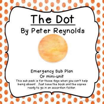 The Dot- Emergency sub plan or mini unit