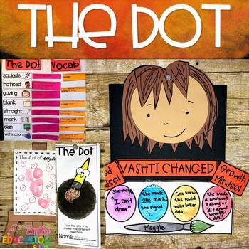 The Dot 1st Grade Supplement Activities Common Core Lesson 26