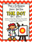 The Dot - Journeys First Grade Print and Go