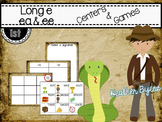 Long e: ea & ee Centers and Games