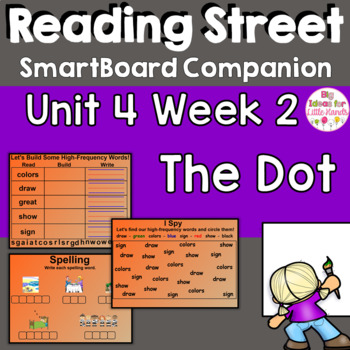 The Dot SmartBoard Companion 1st First Grade