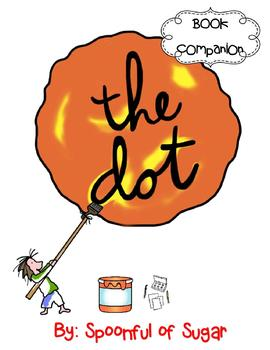 The Dot (Story Companion with QR codes for your iPad!)