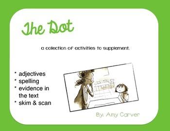 The Dot- Supplemental Packet
