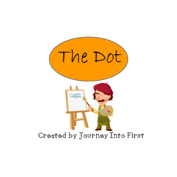 The Dot (Unit 6 Journeys Common Core Reading Series)