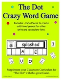 The Dot (by Peter H. Reynolds) Supplemental Word Game - Su