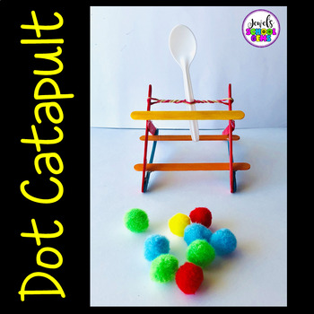 The Dot by Peter Reynolds Activities (Dot Day STEM Challenges BUNDLE)