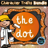 The Dot by Peter Reynolds - Character Traits Bundle