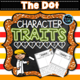The Dot by Peter Reynolds - Character Traits Sorting - Bac