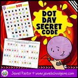 The Dot by Peter Reynolds Growth Mindset Activities (Dot D