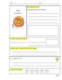 The Dot by Peter Reynolds - Read Aloud Journal Activities