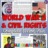 World War 2 & Civil Rights: The Double V Lesson