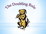 The Doubling Rule