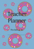The Doughnut Teacher Planner