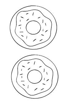 The Doughnut Word Search