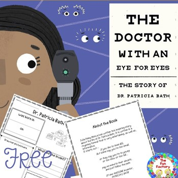 The Dr. With an Eye For Eyes ~ Freebie