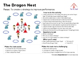 The Dragon Nest - PE Strategy Game - The PE Shed