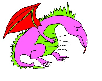 The Dragon and the Tummy Ache- a play for 12-14 children