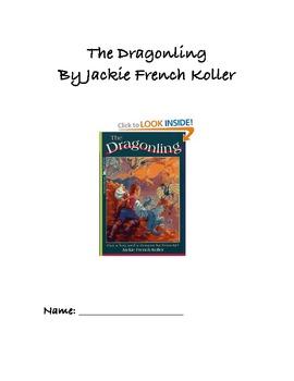 The Dragonling Literature Response Log