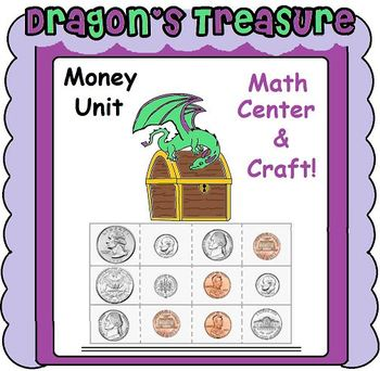 Money and Coins- The Dragon's Treasure