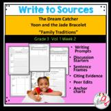 "The Dream Catcher, Yoon and Jade Bracelet, ""Family Traditi"