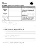 The Dreamer - Ch. 9 Lagoon - Guided Reading