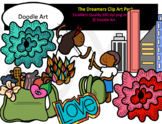 The Dreamers Clip Art Pack