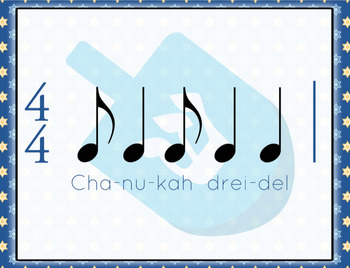 The Dreidel Song: Song and Game Instructions