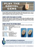 The Dreidel (or Dreydl) Game