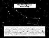 The Drinking Gourd Menu Study