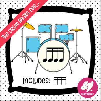 Rhythm Game: 16th Notes - The Drum Beats For... Tika Tika/Takadimi