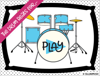 Syncopa Game: Music PowerPoint Activity - The Drum Beats For...Syncopation