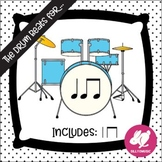 Ta Titi Rhythm Game: Quarter Note, Eighth Notes - The Drum Beats for...