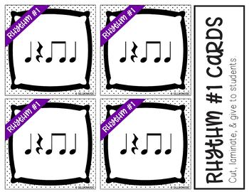 The Drum Beats For... Rhythm PPT Game Bundle