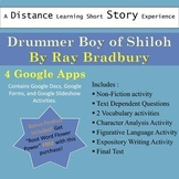 The Drummer Boy of Shiloh Distance Learning Short Story Ex