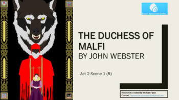 The Duchess of Malfi (5) Act 2 Scene 1