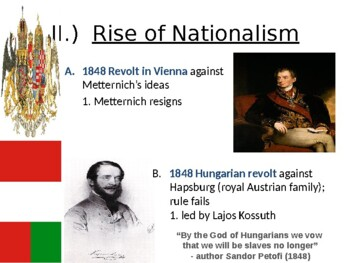Duel Monarchy and Unrest in the Balkans PowerPoint