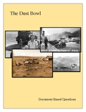 The Dust Bowl: Document Based Question