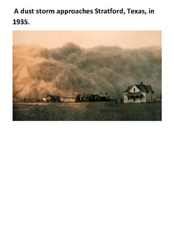 The Dust Bowl Handout