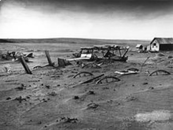 The Dust Bowl (880L) – Man's Collision with the Environment - Science Info Txt
