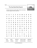 The Dust Bowl Word Search (Grades 4-5)